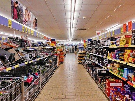 ショッピング棚